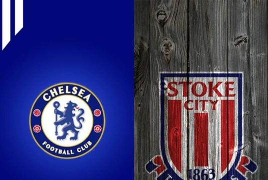 Chelsea FC Vs Stoke City Predicted Line-Ups