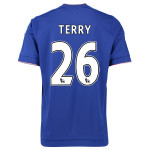 John Terry Squad Jersey Shirt Number Chelsea FC