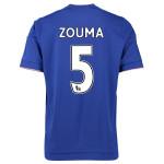 Kurt Zouma Squad Jersey Shirt Number Chelsea FC
