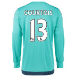 Thibaut Courtois Squad Jersey Shirt Number Chelsea FC