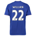 Willian Squad Jersey Shirt Number Chelsea FC