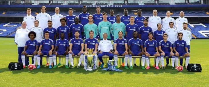 Chelsea FC Players Pictures 2015/2016