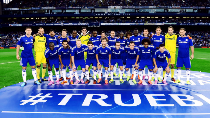 Chelsea FC players pictures 2014/15