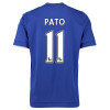 Alexandre Pato Squad Jersey Shirt Number Chelsea FC
