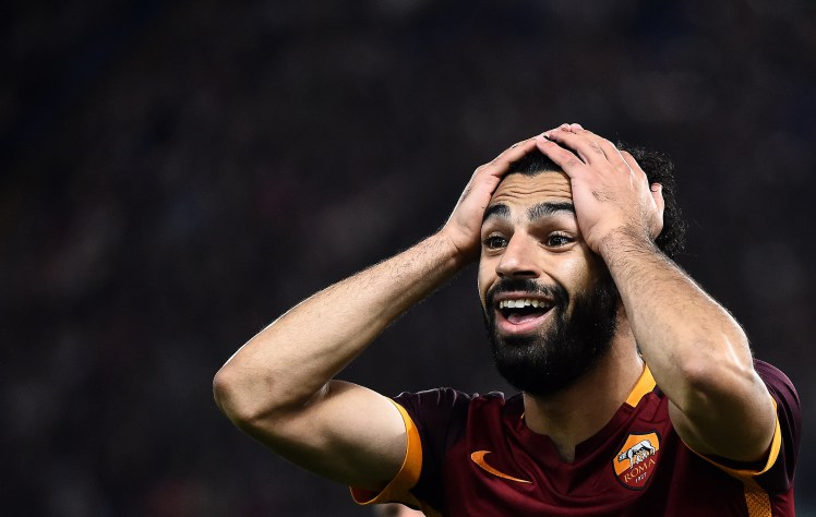 Chelsea flop Mohamed Salah is absolutely tearing up Serie A with Roma