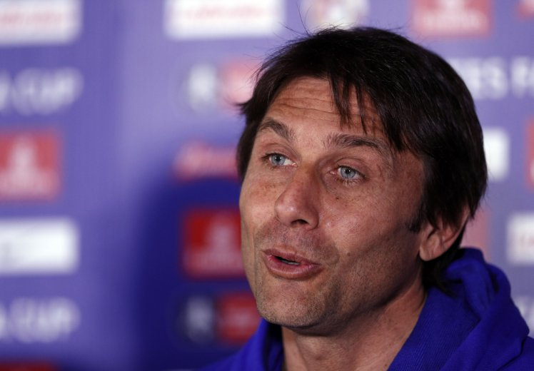 Antonio Conte fires back at Gary Neville's claim about Tottenham's impact on Chelsea