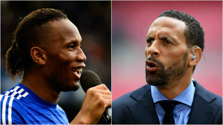 Didier Drogba brutally trolls Man United legends over Chelsea's title success