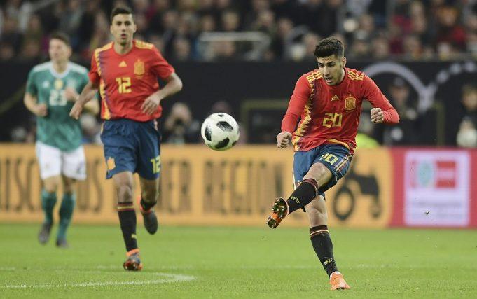 Chelsea's bid for Asensio rejected
