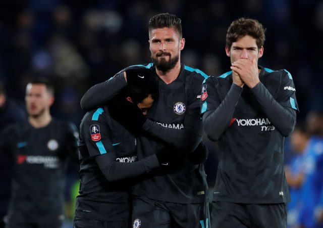 Marcos Alonso admits Tottenham a must win game
