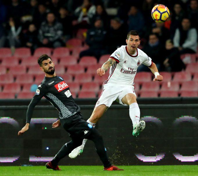 Chelsea dealt blow in hope of landing Romagnoli