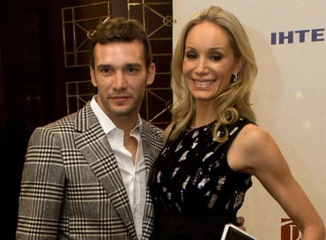 Andriy Shevchenko wife Kristen Pazik Chelsea players wives and girlfriends Chelsea FC WAGS
