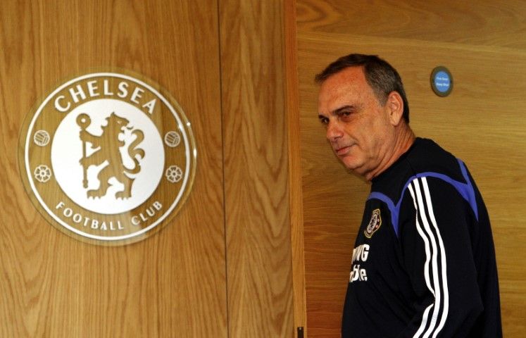 Avram Grant-Top Five Chelsea managers with the best win percentage ever