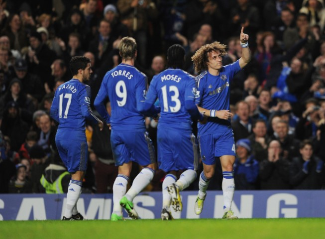 Chelsea FC Biggest win Aston Villa 8-0 2012 Premier League record Chelsea win
