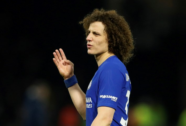 Chelsea FC Players on Twitter David Luiz