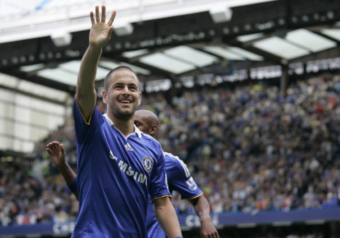 Chelsea FC kits 17 18 best kits ever 2008 Joe Cole