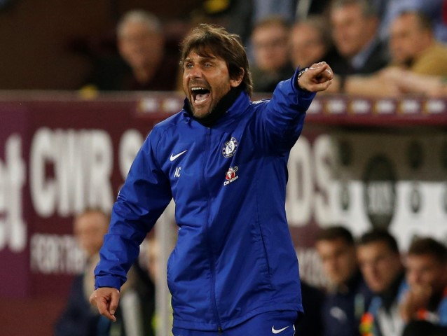 Chelsea FC most attacking managers Antonio Conte