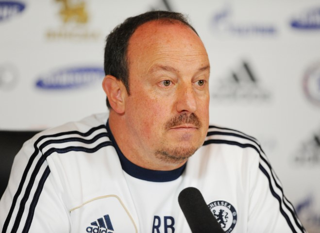 Chelsea FC most attacking managers Rafael Benitez