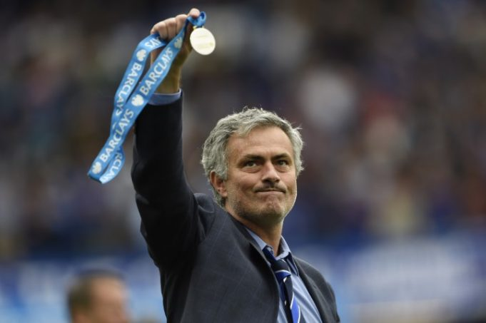 Chelsea FC most successful managers Jose Mourinho