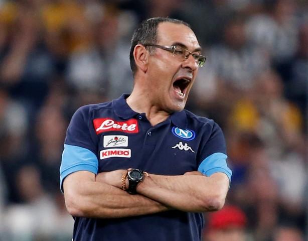 Chelsea FC next manager odds Maurizio Sarri
