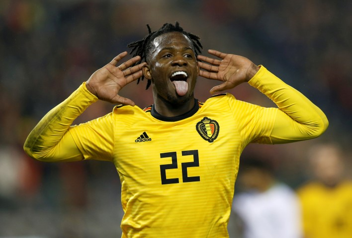 Chelsea FC players on Twitter Michy Batshuayi Twitter