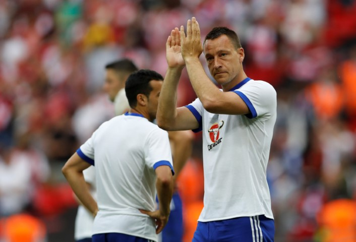 Chelsea FC record appearances John Terry