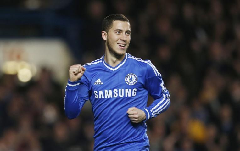 Chelsea FC top 10 goal scorers Eden Hazard