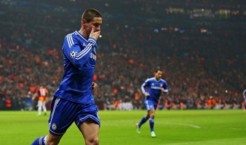 Chelsea FC top European goal scorers Fernando Torres