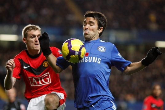 Chelsea players who took drugs Deco