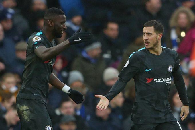 Chelsea FC kits 17 18 home and away kit Chelsea players kits third kit black