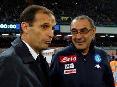 Chelsea wants Napoli duo if Maurizio Sarri joins them