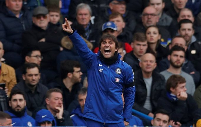 Conte perplexed by Chelsea's failure to beat West Ham