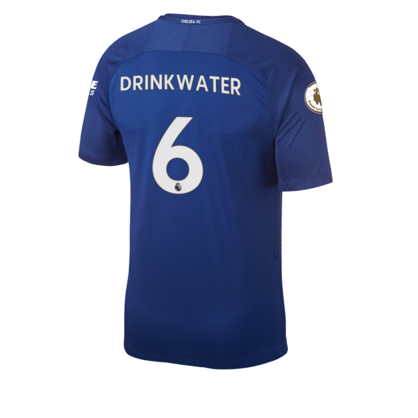 Danny Drinkwater Squad Jersey Shirt Number Chelsea FC