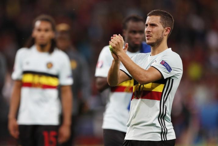 Eden Hazard pics Belgium