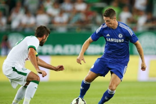 Fernando Torres is one of the worst chelsea signings ever