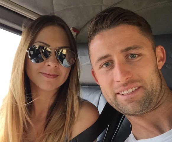 Gary Cahill Gemma Acton Chelsea Players Wives and Girlfriends WAGS