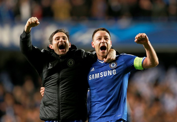 John Terry is one of the greatest Chelsea players during the Roman Abramovich era.