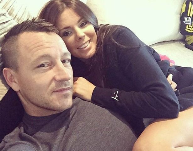 John Terry wife Chelsea WAGS Chelsea players wives and girlfriends John Terry