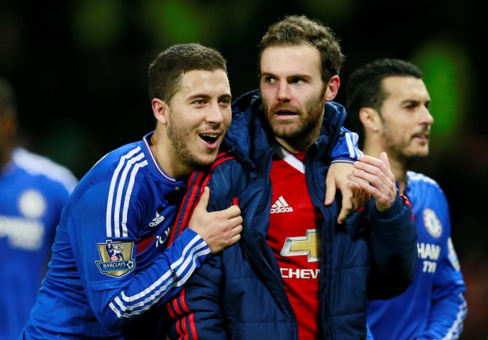 Juan Mata is one of the players Chelsea should not have sold