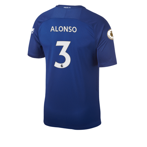 huge discount d3c4d 70f21 Marcos Alonso shirt number Chelsea players shirt numbers ...