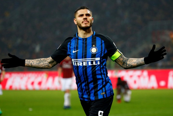 Mauro Icardi is one of the Top five players Chelsea should sign this summer in 2018