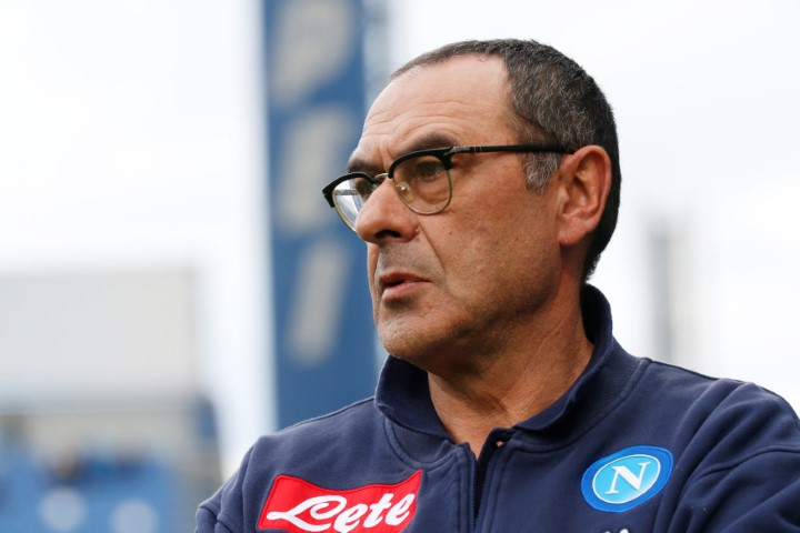 Odds Conte to get sacked- Maurizio Sarri odds next Chelsea manager Napoli