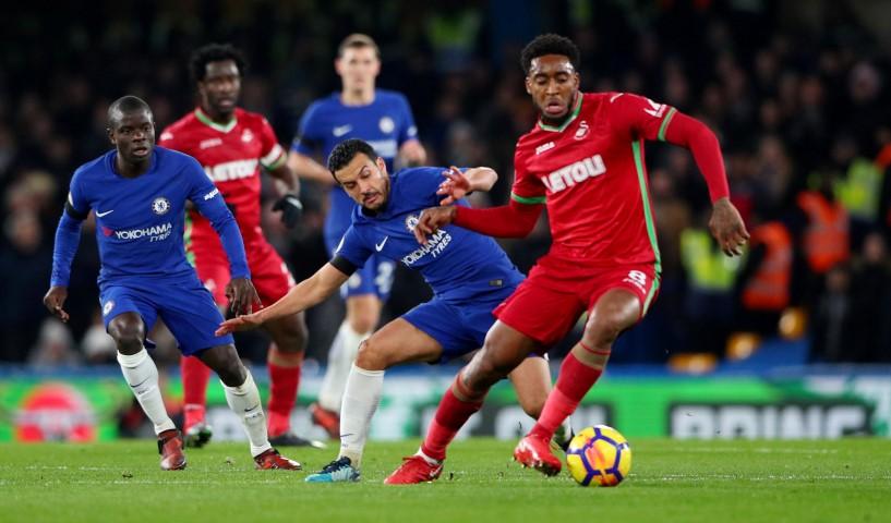 Pedro is Chelsea FC shortest players 2018 Eden Hazard