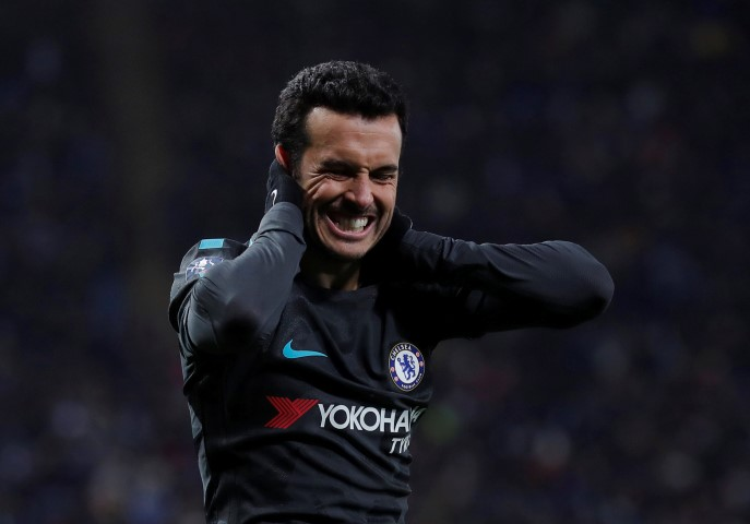 Pedro is one of the Worst Chelsea players this season