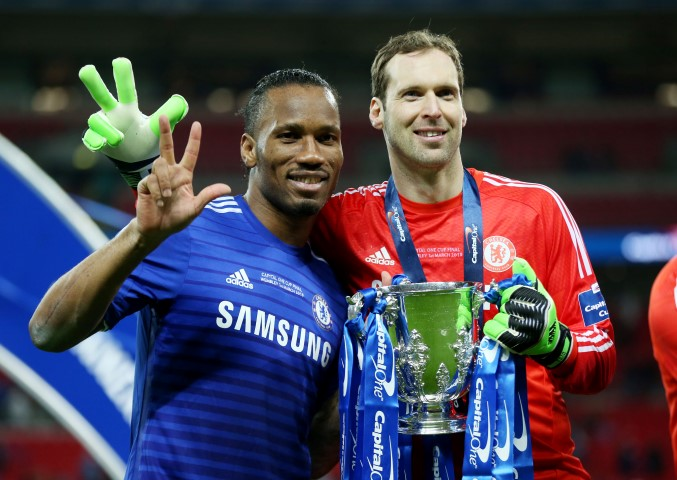 Petr Cech is one of the greatest Chelsea players during the Roman Abramovich era.