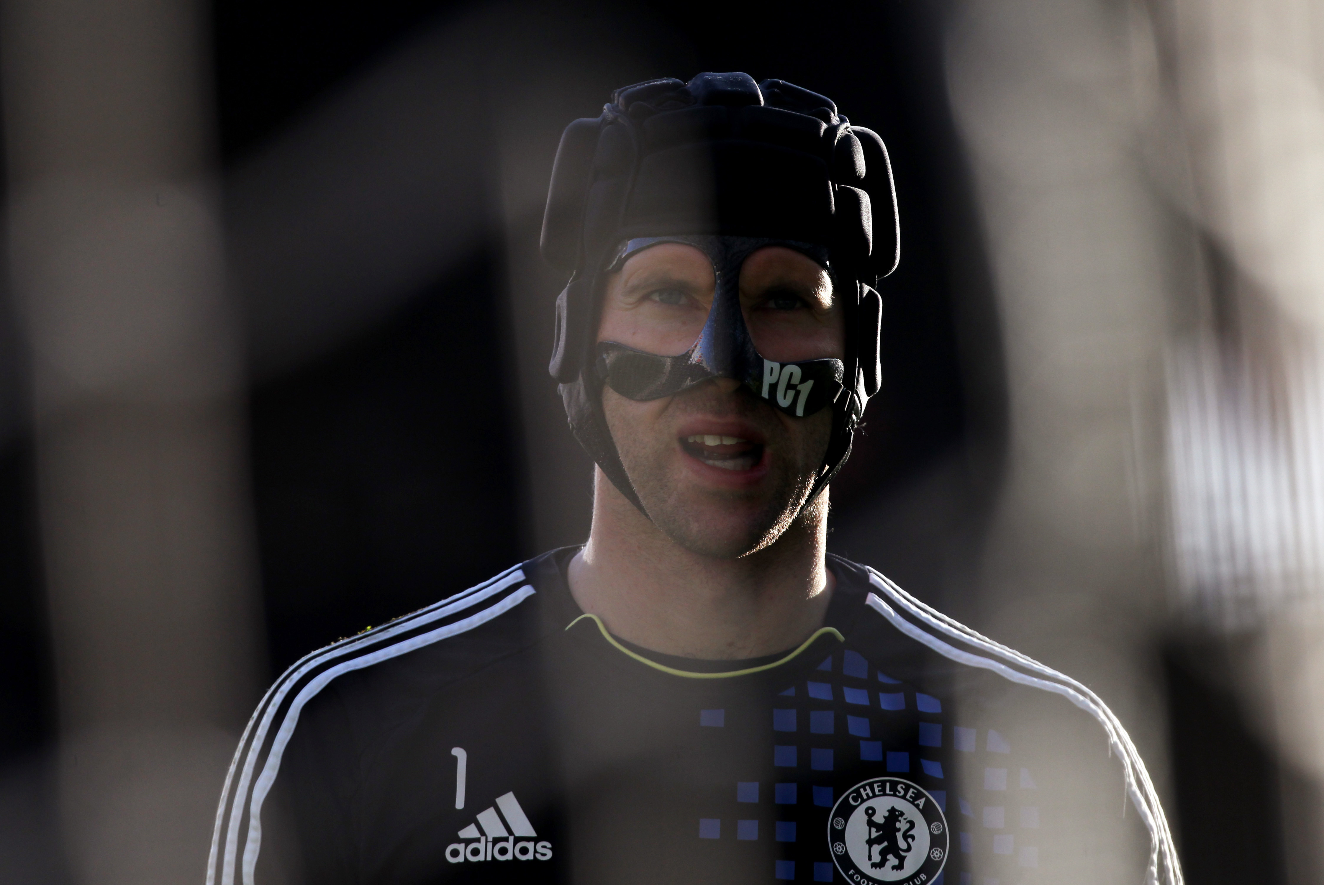 Petr Cech most cleansheets for Chelsea