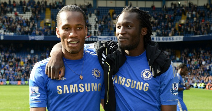 Players Chelsea sold too early - Didier Drogba & Romelu Lukaku