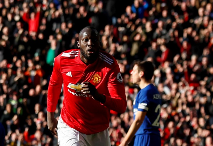 Romelu Lukaku is one of the players Chelsea should not have sold