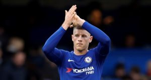 Ross Barkley Chelsea FC players on twitter