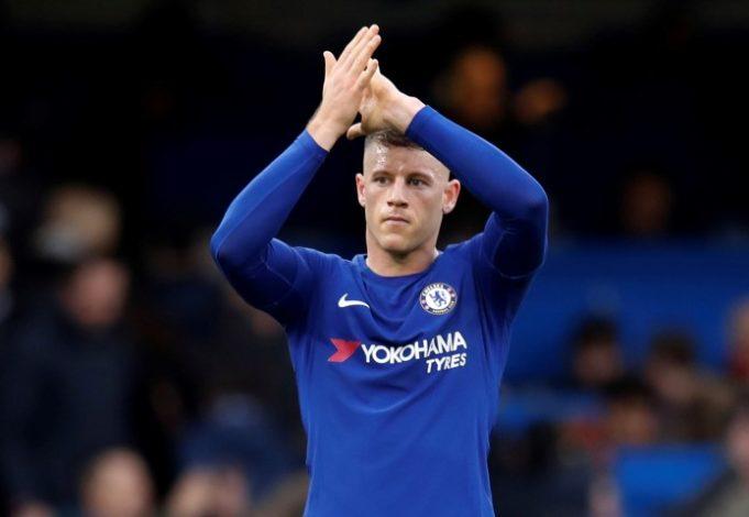 Ross Barkley Chelsea FC players on twitter