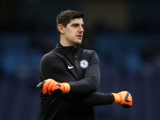 Thibaut Courtois amazing saves